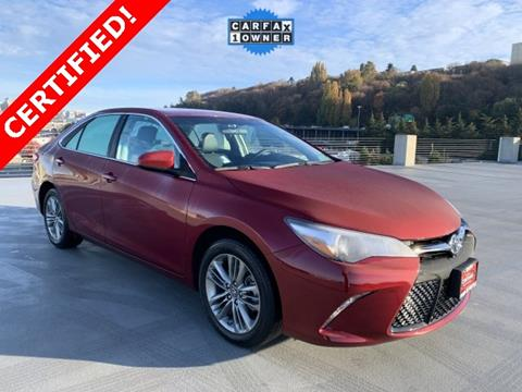 2017 Toyota Camry for sale in Seattle, WA