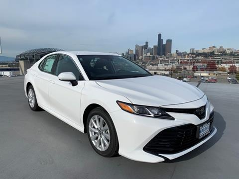 2020 Toyota Camry for sale in Seattle, WA