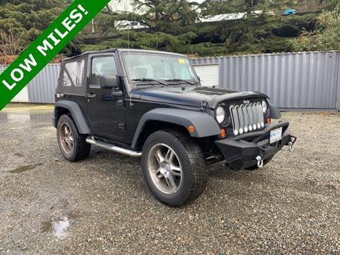 2007 Jeep Wrangler for sale in Seattle, WA