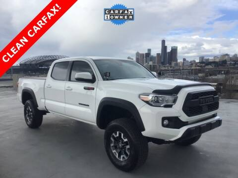 2019 Toyota Tacoma for sale at Toyota of Seattle in Seattle WA