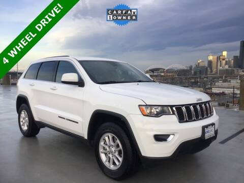 2018 Jeep Grand Cherokee Laredo for sale at Toyota of Seattle in Seattle WA