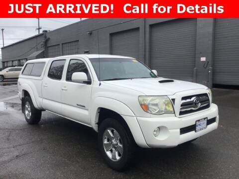 2005 Toyota Tacoma PreRunner V6 for sale at Toyota of Seattle in Seattle WA