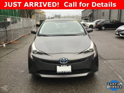 2016 Toyota Prius Two for sale at Toyota of Seattle in Seattle WA