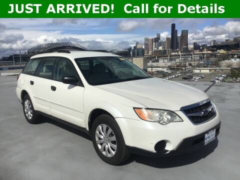2009 Subaru Outback 2.5i for sale at Toyota of Seattle in Seattle WA