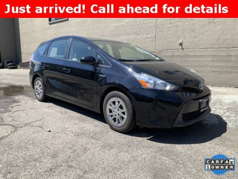 2017 Toyota Prius v Two for sale at Toyota of Seattle in Seattle WA