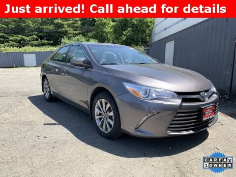 2017 Toyota Camry XLE for sale at Toyota of Seattle in Seattle WA