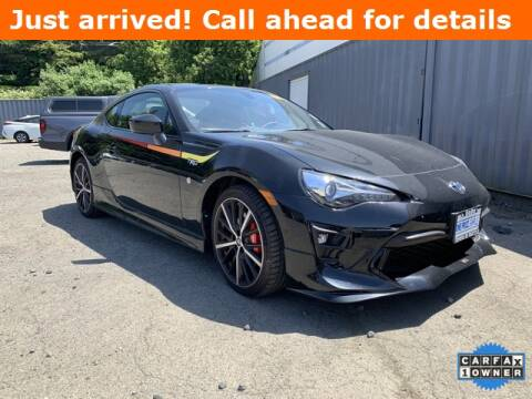 2019 Toyota 86 TRD Special Edition for sale at Toyota of Seattle in Seattle WA