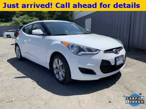 2016 Hyundai Veloster for sale at Toyota of Seattle in Seattle WA