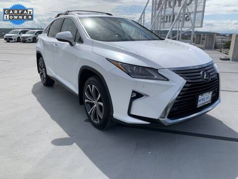 2017 Lexus RX 350 for sale at Toyota of Seattle in Seattle WA
