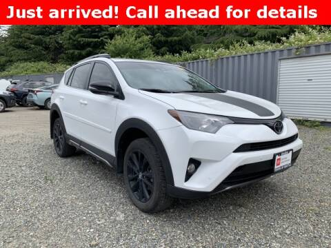 2018 Toyota RAV4 Adventure for sale at Toyota of Seattle in Seattle WA