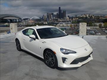 2017 Toyota 86 for sale in Seattle, WA
