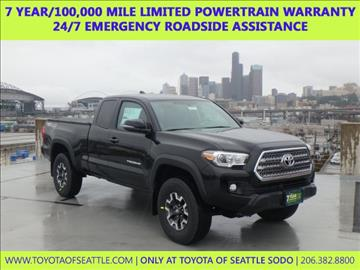 2017 Toyota Tacoma for sale in Seattle, WA