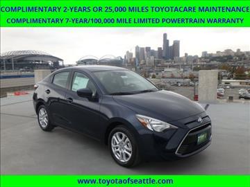 2017 Toyota Yaris iA for sale in Seattle, WA