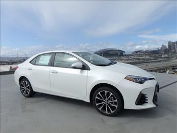 2017 Toyota Corolla for sale in Seattle, WA