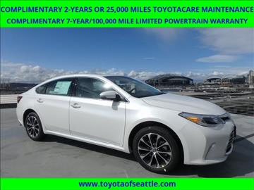 2017 Toyota Avalon for sale in Seattle, WA