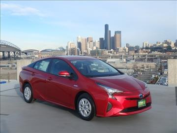 2017 Toyota Prius for sale in Seattle, WA