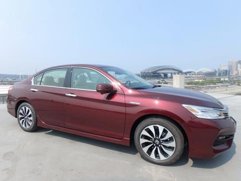 2017 Honda Accord Hybrid for sale in Seattle, WA