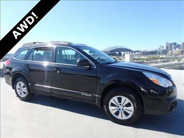 2013 Subaru Outback for sale in Seattle, WA