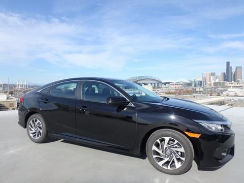 2017 Honda Civic for sale in Seattle, WA