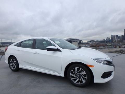 2017 Honda Civic for sale in Seattle, WA