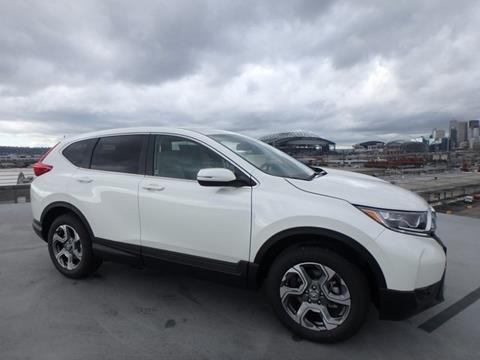 2017 Honda CR-V for sale in Seattle, WA