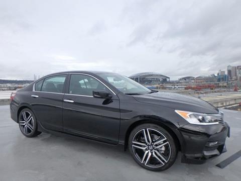 2017 Honda Accord for sale in Seattle, WA