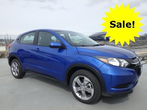2018 Honda HR-V for sale in Seattle, WA