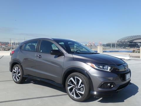 2019 Honda HR-V for sale in Seattle, WA