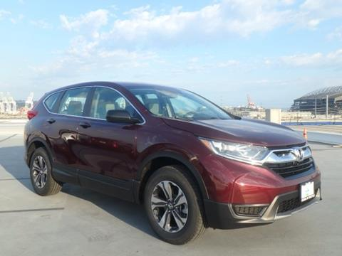 2018 Honda CR-V for sale in Seattle, WA