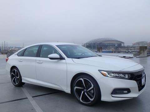 2019 Honda Accord for sale in Seattle, WA