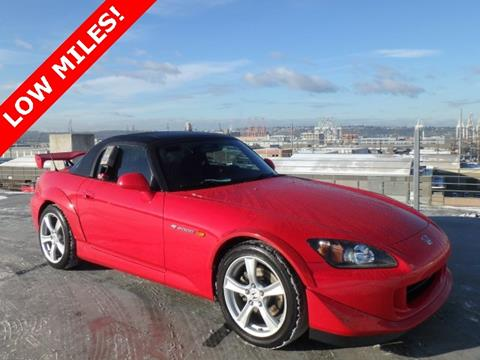 2009 Honda S2000 for sale in Seattle, WA