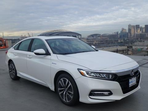 2019 Honda Accord Hybrid for sale in Seattle, WA