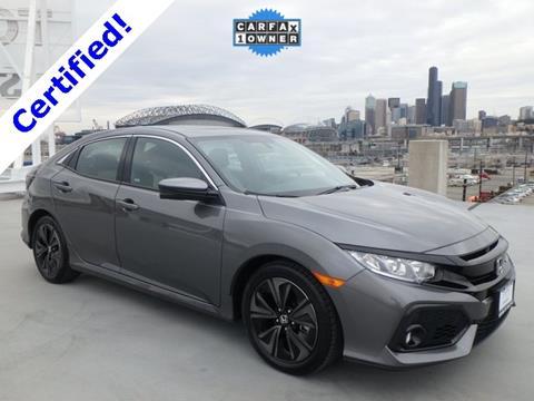 2018 Honda Civic for sale in Seattle, WA
