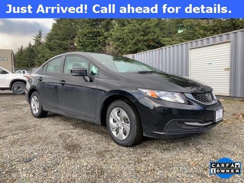 2015 Honda Civic for sale in Seattle, WA