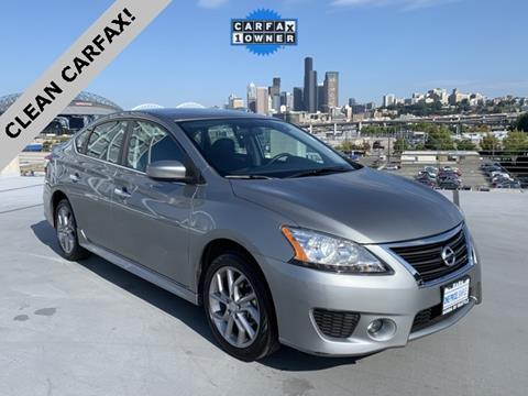Honda Of Seattle >> Nissan Sentra For Sale In Seattle Wa Honda Of Seattle