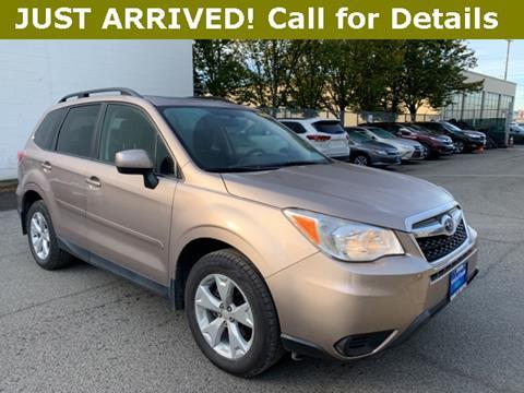2016 Subaru Forester for sale in Seattle, WA