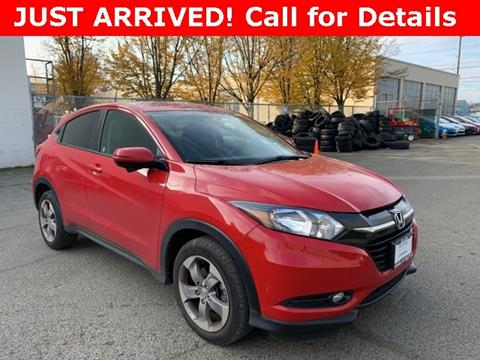 2017 Honda HR-V for sale in Seattle, WA