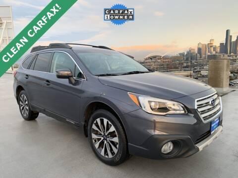 2015 Subaru Outback For Sale >> Subaru Outback For Sale In Seattle Wa Honda Of Seattle