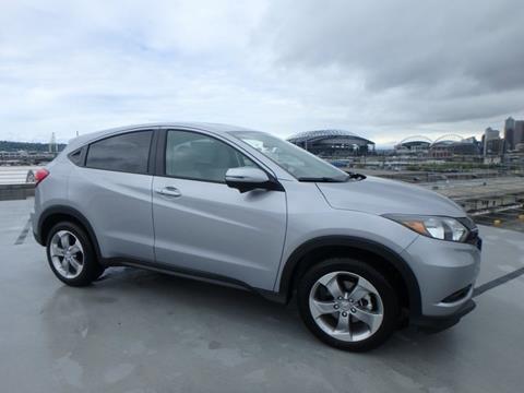 2017 Honda HR-V for sale in Seattle, WA