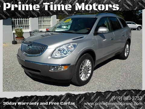 2012 Buick Enclave for sale in Garner, NC