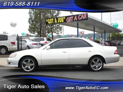 2001 Lexus ES 300 for sale in El Cajon, CA