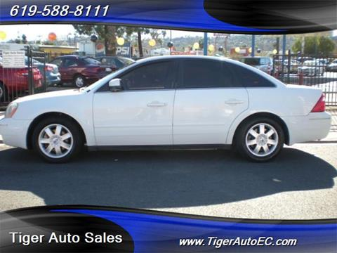 2006 Ford Five Hundred for sale in El Cajon, CA