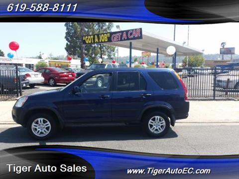 2004 Honda CR-V for sale in El Cajon, CA