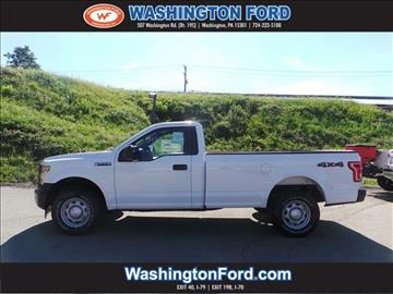 2017 Ford F-150 for sale in Washington, PA