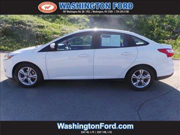 2014 Ford Focus for sale in Washington, PA