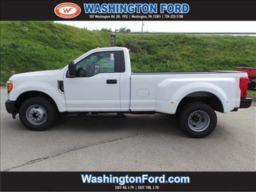 2017 Ford F-350 Super Duty for sale in Washington, PA