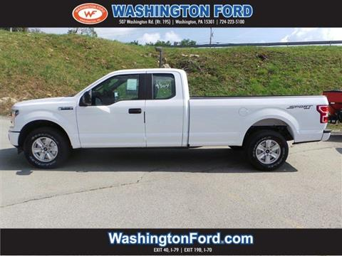 2018 Ford F-150 for sale in Washington, PA