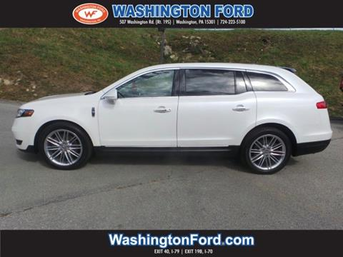 2014 Lincoln MKT for sale in Washington, PA