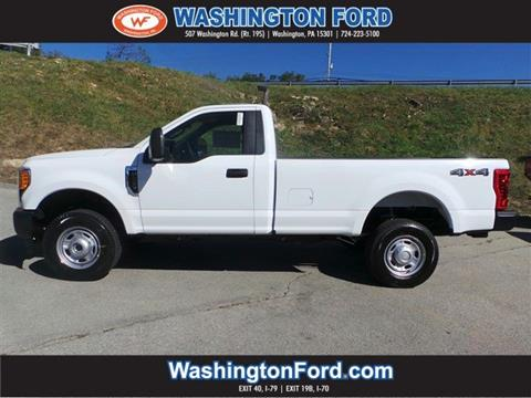 2017 Ford F-250 Super Duty for sale in Washington, PA