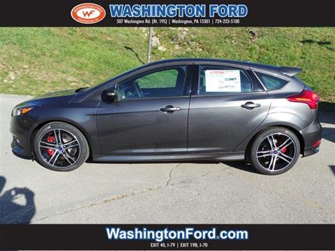 2017 Ford Focus for sale in Washington, PA